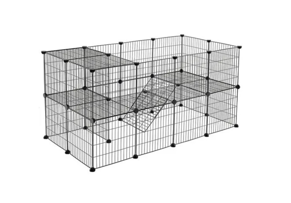 Huisdierenkooi  143x71x73 cm