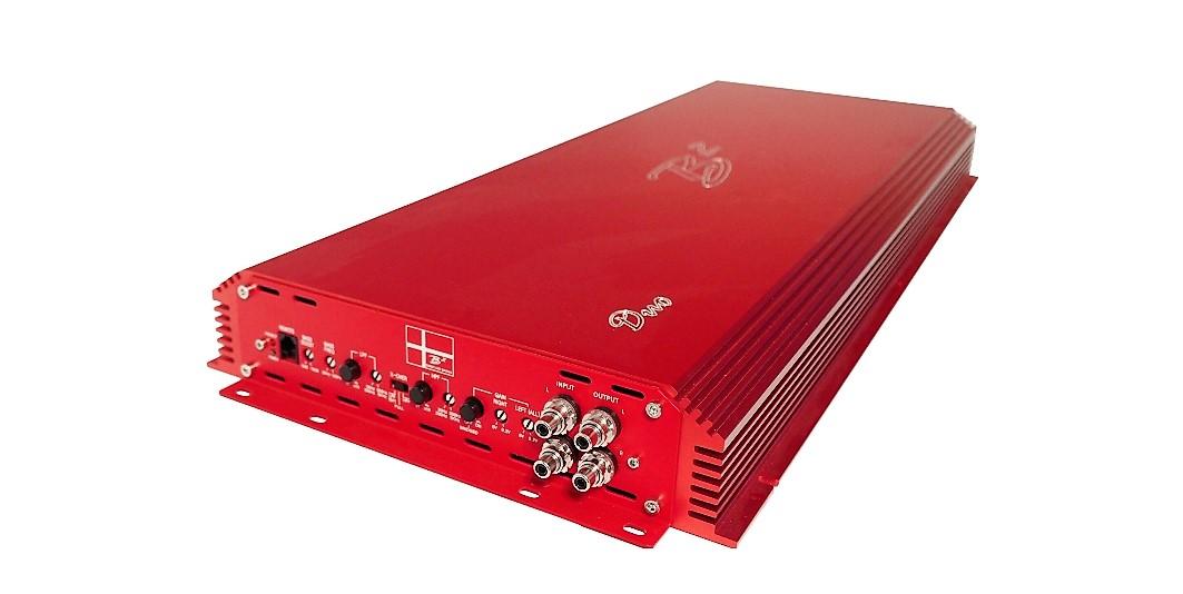 Nieuwe B2 Audio 2-kanaals versterker DUO