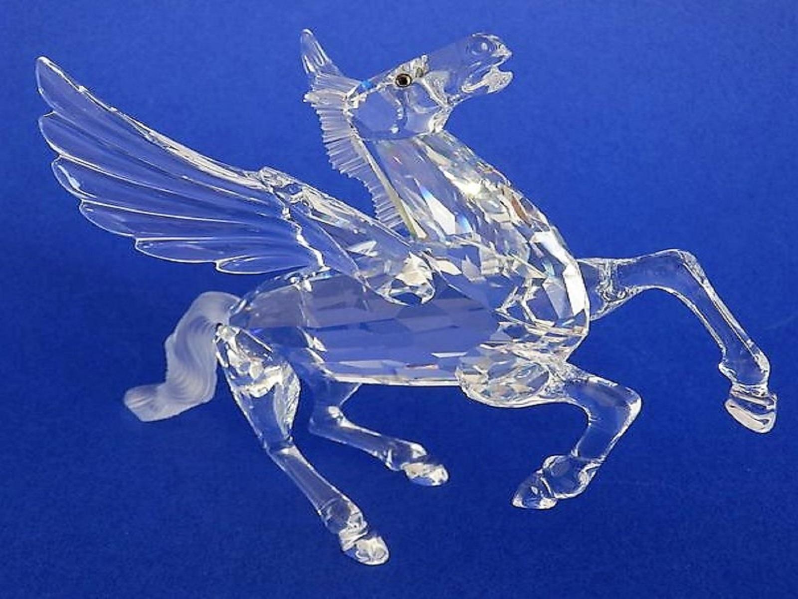 Swarovski Pegasus jaarstuk 1998