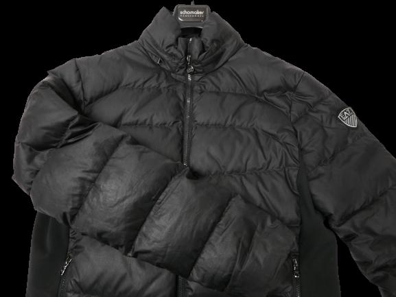 Armani EA7 winterjas zwart