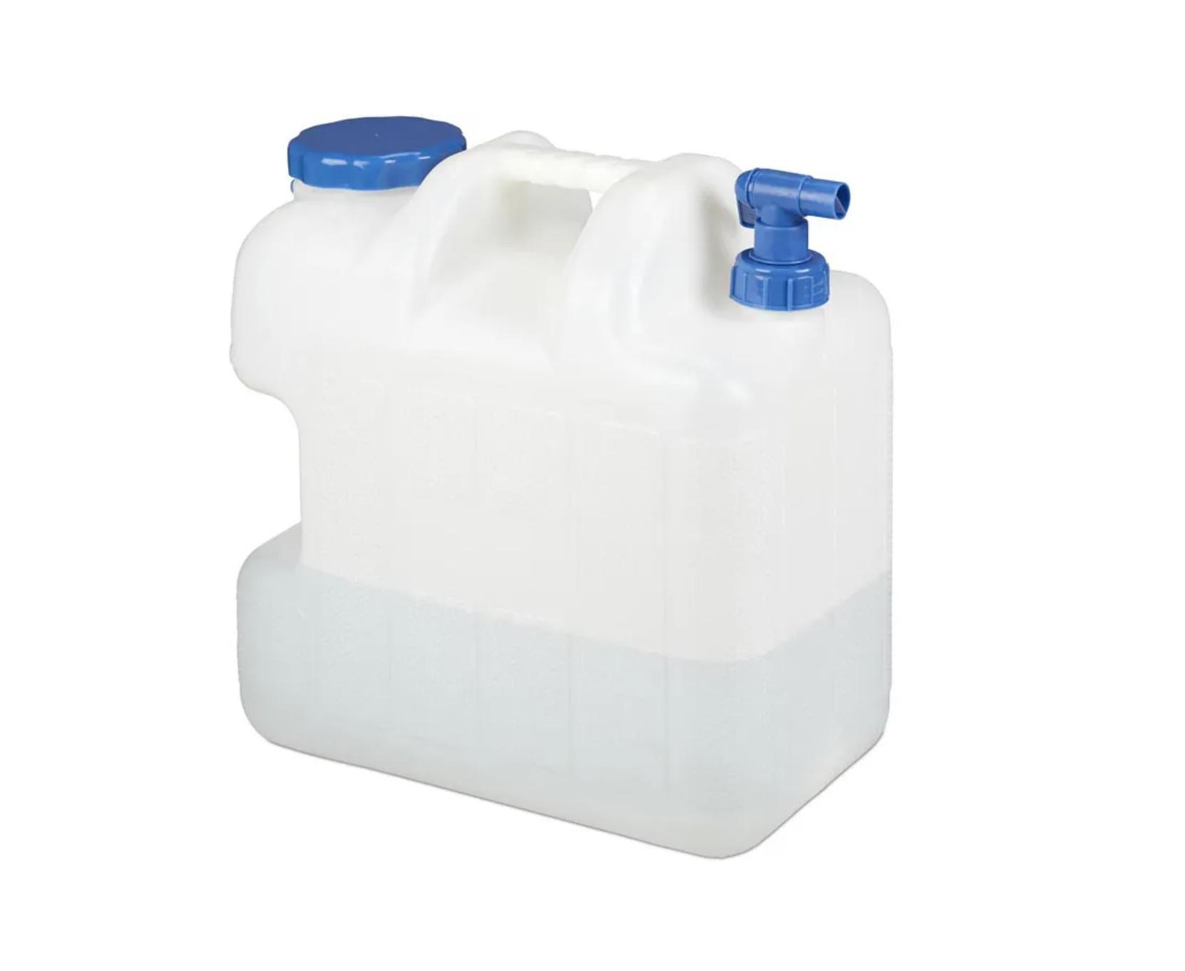 Jerrycan met kraan 10 liter