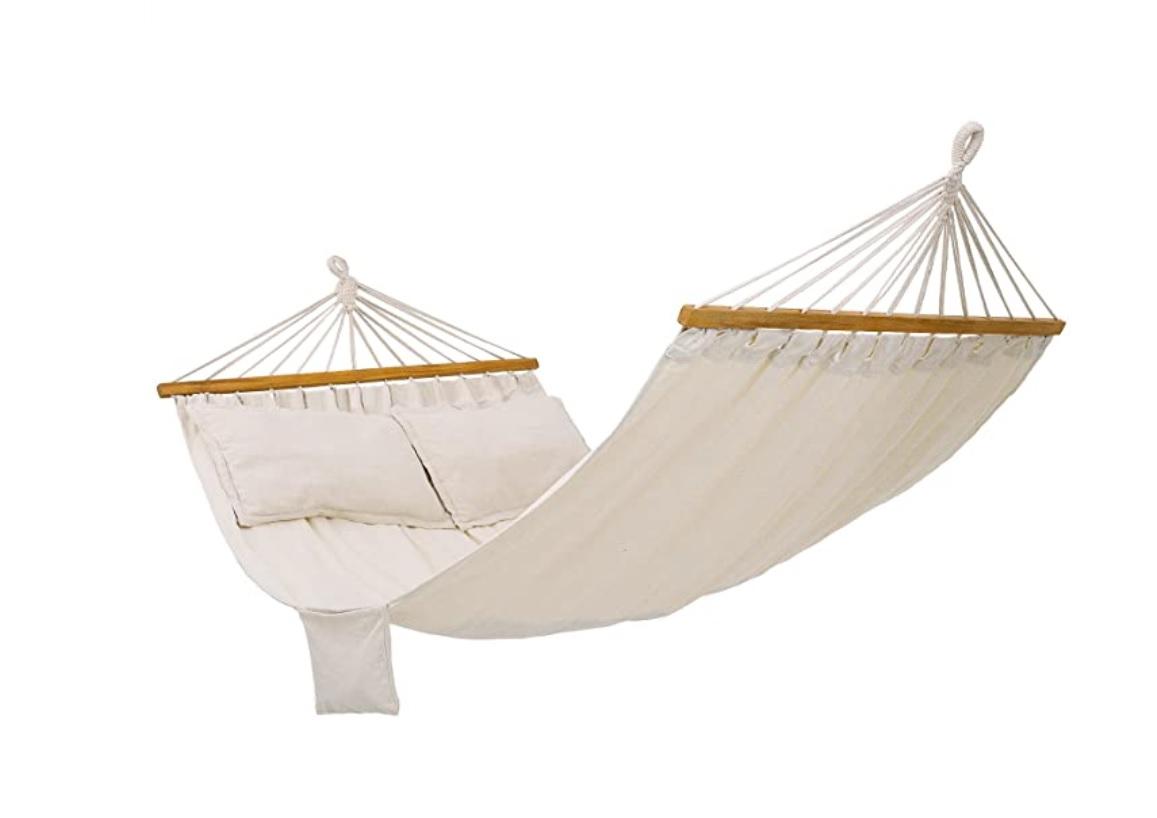 Hangmat voor 2 personen  wit